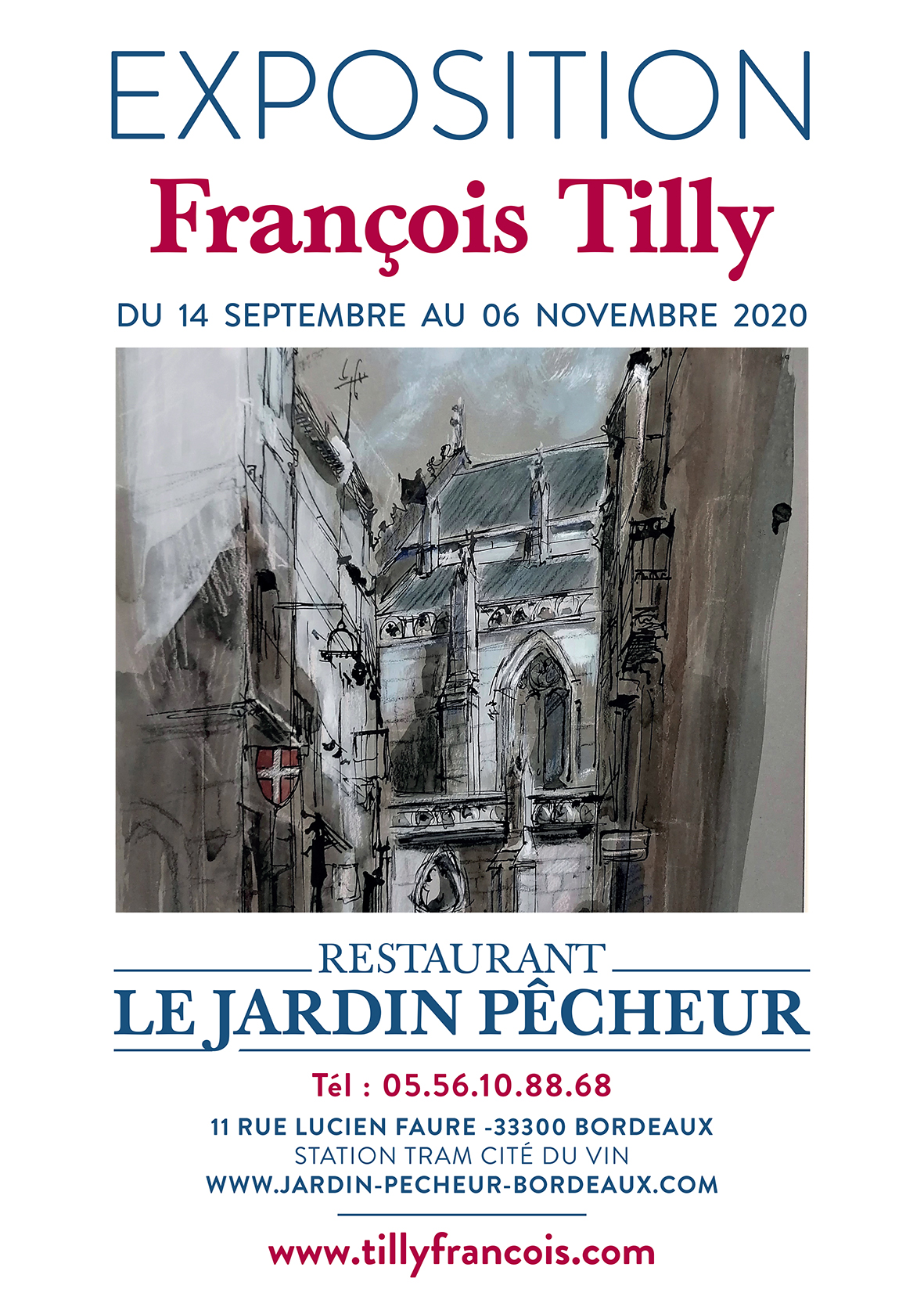 Exposition François TILLY